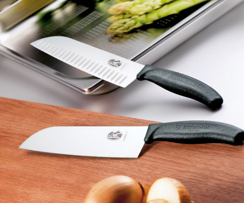 victorinox kitchen knife